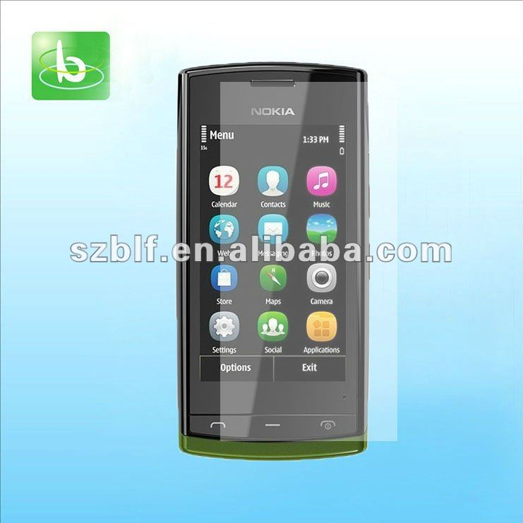 Good quality anti-radiation screen protector for nokia 500