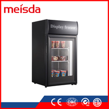 Hot sale SD50 B freezer ice cream mini ice cream display freezer