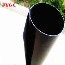 China Best waterproof hdpe fish/farm latex membrane/non woven pond liner and1.5mm geomembrane