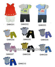 Wholesale Baby Clothes Baby Clothing 100 Cotton Dresses