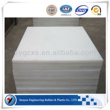 UHMWPE sheet of plastic low temperature