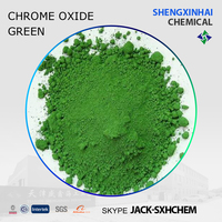 Good quality Chrome Oxide Green for Paint,Ceramic,Plastic,Leather