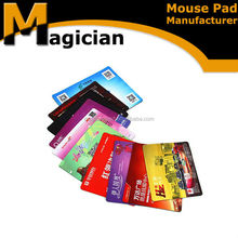 Popular promotion gift USB hub large mouse pad