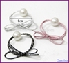 Beautiful pearl hair band rope, hair accessories for girls