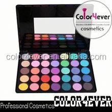 Hot! 35 Mix Color Mineral Bake Wet/Dry Make Up Eyeshadow Palette Set raw material for cosmetic