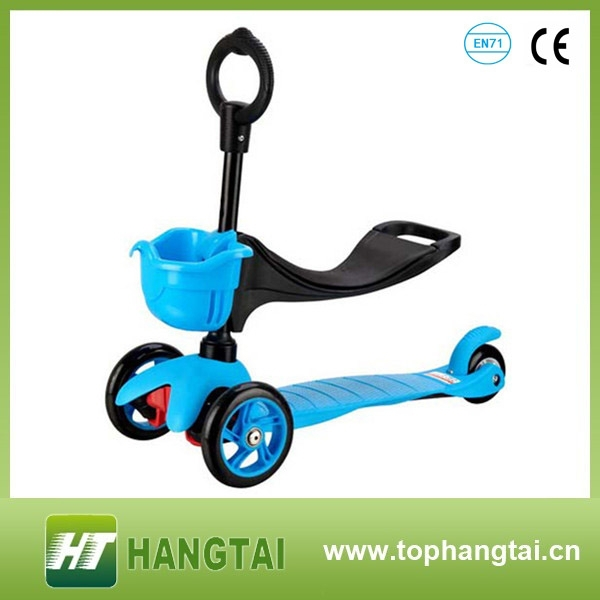 2014 new arrival water scooter for kids 3in 1 mirco scooter