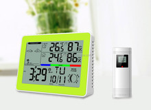 YD8230B Calendar Clock and Automatic Weather Station