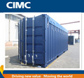 20ft HC Soft Open Top Container for Railway Transportation