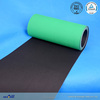 GREEN AND BLACK PU power transmission belts antistatic rubber conveyor