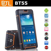 MTK 6592 2.0 GHz Octa core ip67 BATL BT55 outdoor android phone rugged