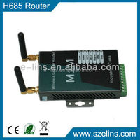 Industrial H685 3g embedded broadband router with POE