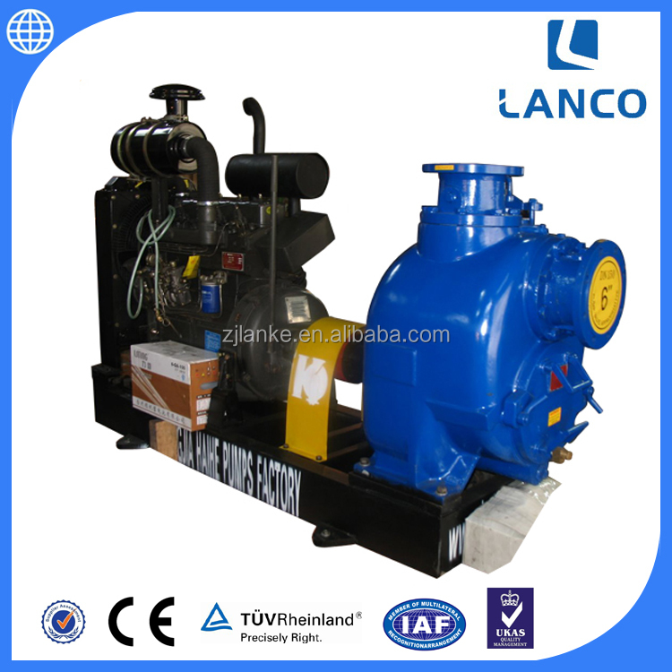 Heavy Duty Irrigation Trash Pumps Made In China