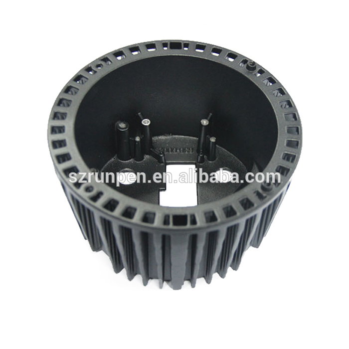 Precision Aluminum Die Casting Led Light Housing made In Shenzhen