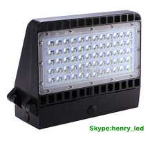 New design ETL and DLC listed 120W LED outdoor wall lights