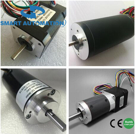 Size 16mm to 110mm Full Range Brushless DC Motor, Power 5W Upto 2000W