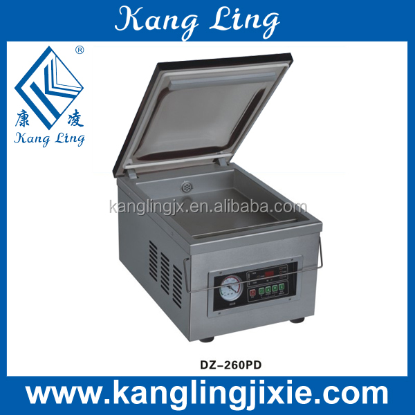 Table top Vacuum Packing Machine for food DZ400 DZ260