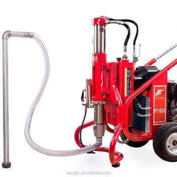 Airless sprayer with Hydraulic Pump PT980