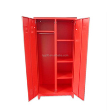 Red 2 Door Godrej Almirah Price Solid Steel Wardrobe With Foot