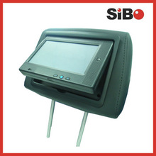 "7"" 24V Coach Bus LCD Monitor with metal enclosure"