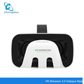 VR Shinecon Octopus Style Plastic Version Vr 3d Glasses Google Cardboard Hd Glasses ,google cardboard vr