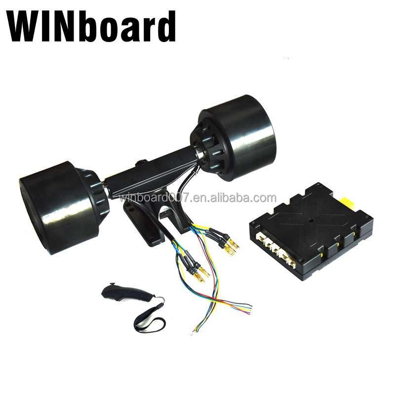 WINboard 36V FOC speed controller make your own skateboard spare parts electric skateboard motor kit
