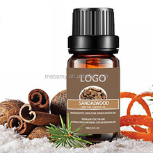 Natural Aromatherapy Oils Therapeutic Grade Sandalwood Essential Oil