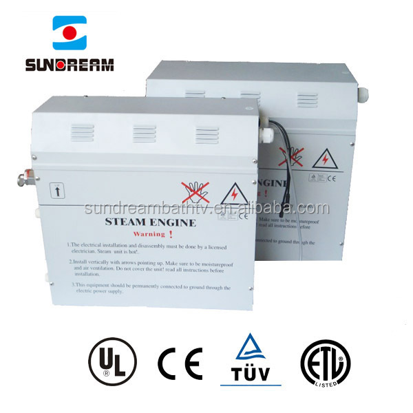 Christmas GS08F high performance 3KW steam generator price