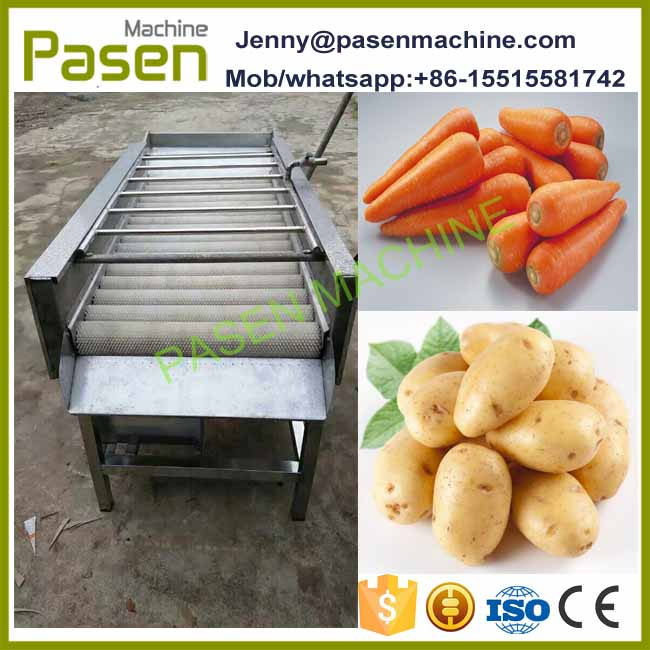 High Quality Automatic Potato Chips Making Cutting French Fries Making Machine