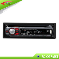 Hot Sales USB/SD/AUX/Radio FM 1 din 12v Portable detachable car dvd player