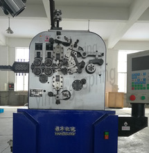 zhejiang CNC-YF8330 wire extension coiling making forming spring making machine