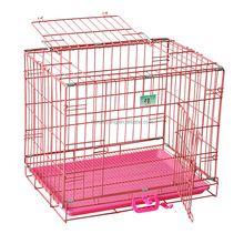 Wood Dog Crate Table Fit Folding Pet Cage Furniture