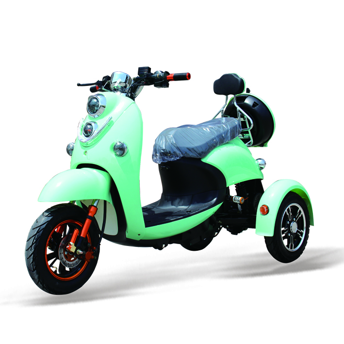 Top quality 3 wheels Electric Motorcycle with seat