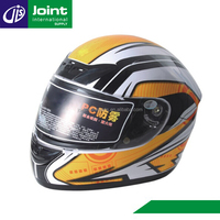 ABS Full Face Motorbike Helmet Motorcycle Helmet DOT Approved Helmet