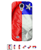 2016 New Design High Quality and Best Selling Chile flag cell phone case