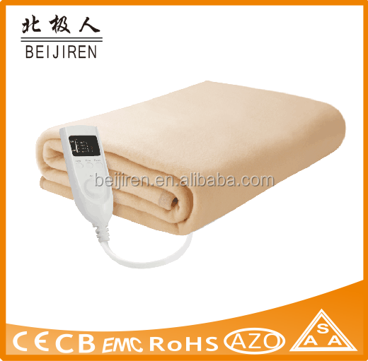 China Manufacture Bulk Wholesale Fleece Best Electric Heating Blanket