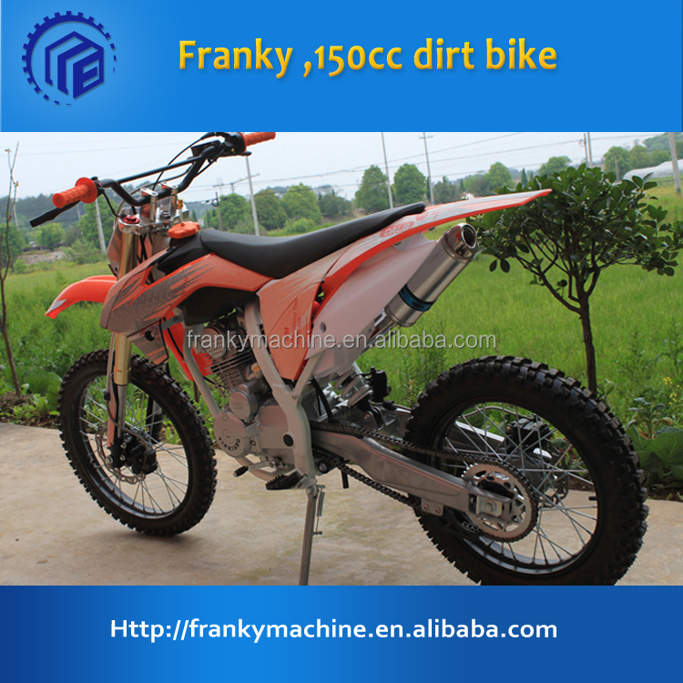 new products 2016 chongqing 150cc dirt bike/off road