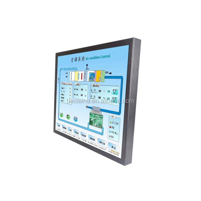 17 inch/19 inch bus roof mounted led monitor