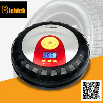Best seller Tire Shape Air Pump for Car Tires Fast Inflating