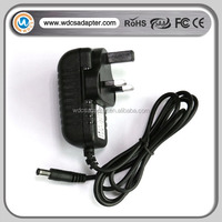 dc dc converter 5v 12v power adapter EU/UK/US plug available