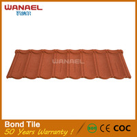 Long Service Life Cheap Stone Coated Galvanized Aluminum Zinc Steel Roofing Sheet Weight