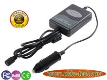 2012 new design /smart charger/laptop adapter/90W 12-24V DC/certificates