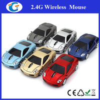 2016 new design wireless car model mouse