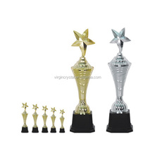 Silver plating various sports trophy making supplies