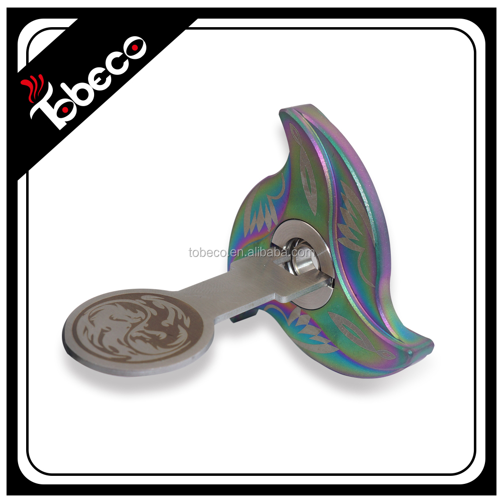 New Spinner Hand Focus Steel Spin Adult Kids Toys Stress Relief spinner