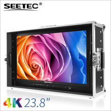 SEETEC 4k resolution TV Broadcasting Equipment 23 inch led monitor price