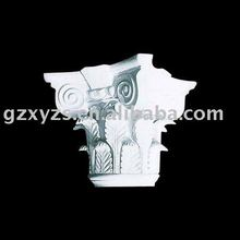 gypsum /plaster column decorative