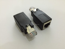 CAT5 Network Adapter RJ45 (8P8C) Male - RJ45 (8P8C) Female