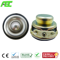 Free sample speaker unit for audio device 31mm 4ohm 4W small speaker