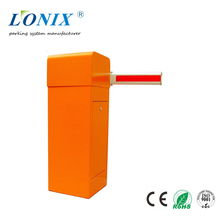 Waterproof Gate Barrier System for Traffic Control