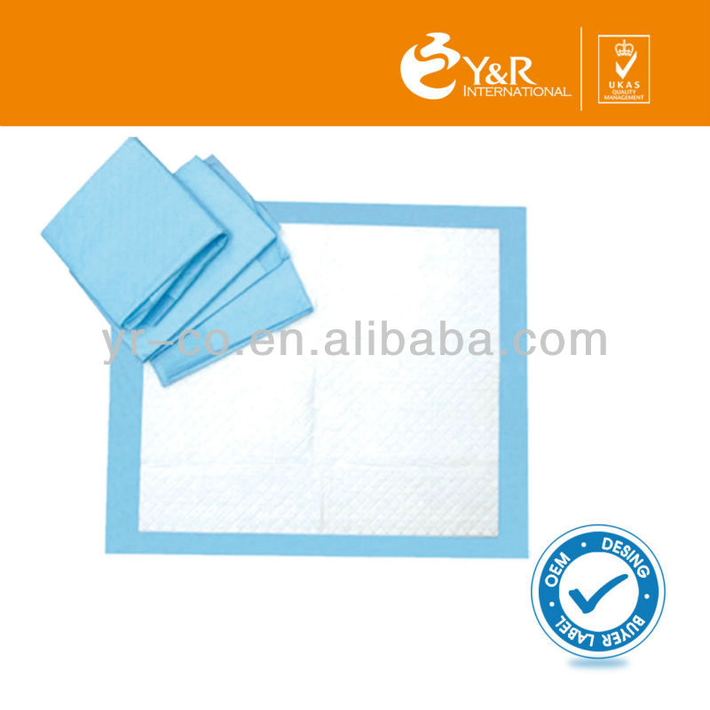 Disposable Oem Pet Pee Pad for Dogs Cats